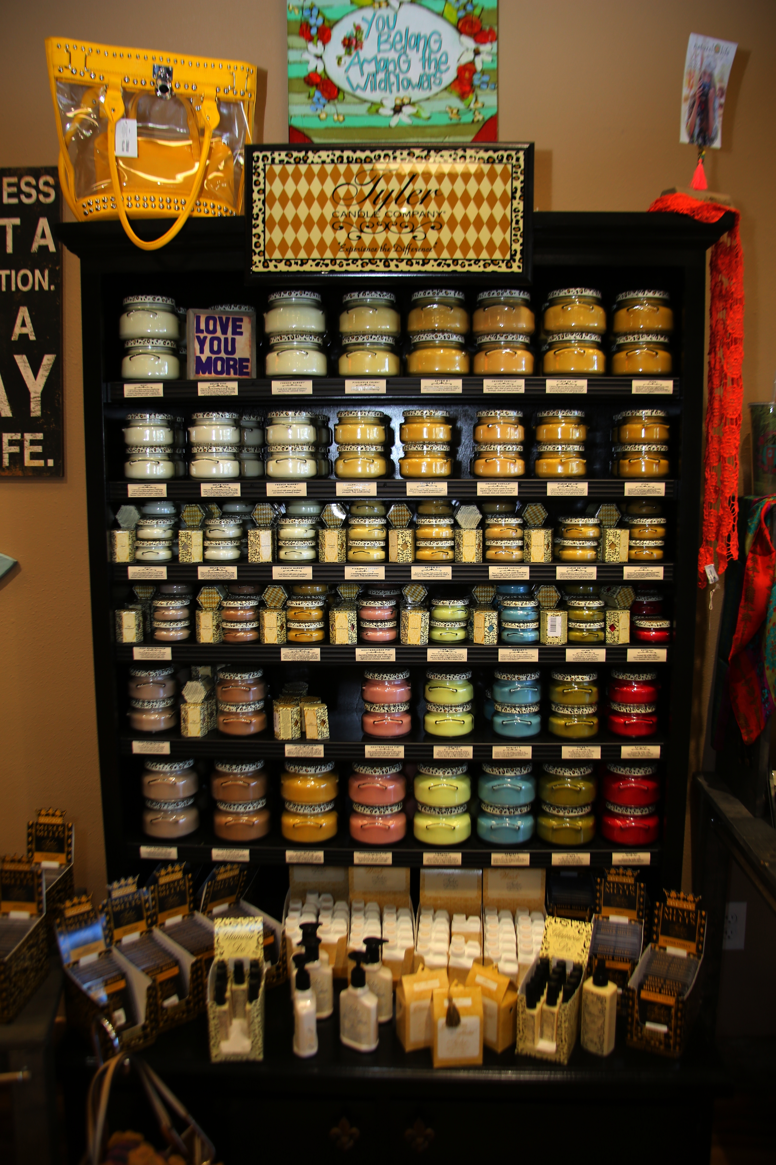 Tyler Candle Company