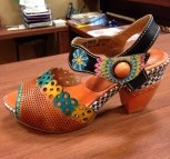 Flower Boutique Shoes